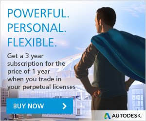 Autodesk Products – 33% OFF for 3 years