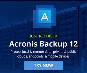 Acronis 2017 Sale – up to 40% OFF