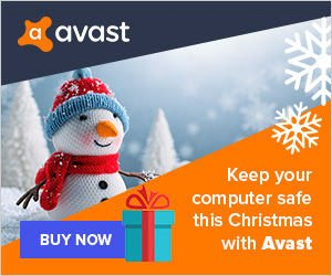 avast New Year Sale – 50% OFF