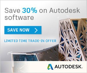 Autodesk Products – 30% OFF