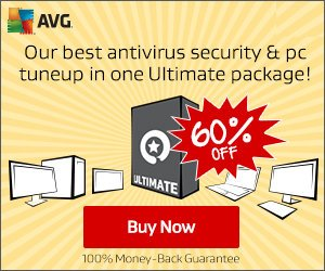 AVG 2018 Software Sale – up to 60% OFF