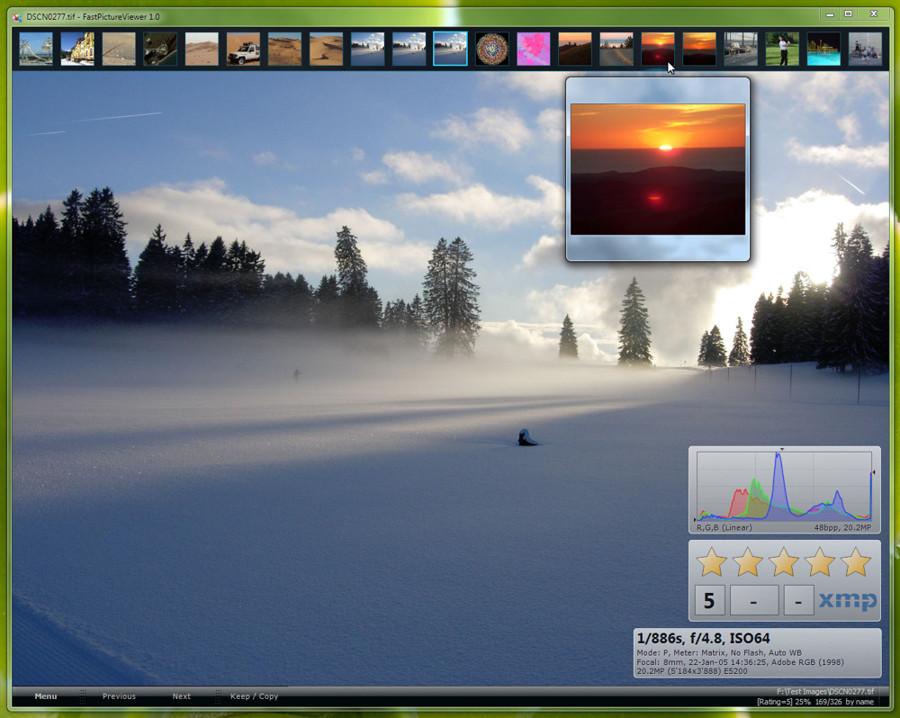 FastPictureViewer Screenshot