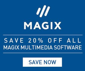Magix Vegas Software – 20% OFF in all products