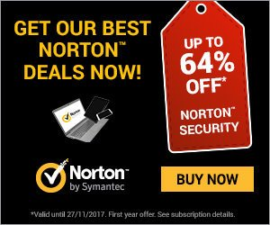 Norton Black Friday Sale – up to 64% OFF
