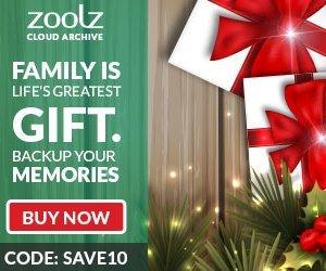 Zoolz Holiday Sale – 10% OFF