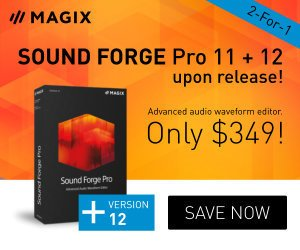 Sound Forge Pro 11+ Sound Forge Pro 12 for FREE